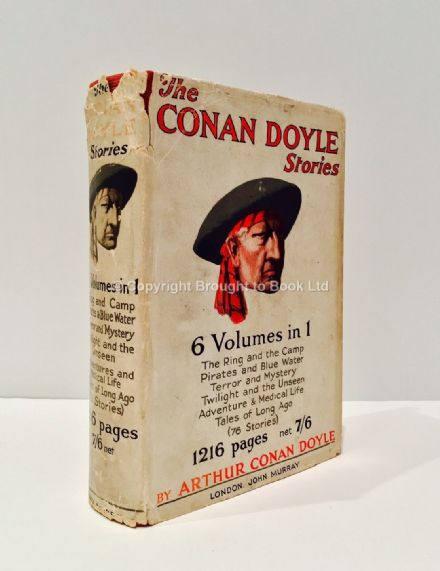 The Conan Doyle Stories by Arthur Conan Doyle First Edition Second Impression John Murray October 19